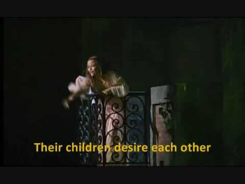 Tekst piosenki Romeo et Juliette - Le balcon po polsku