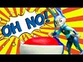 ZOOTOPIA  Zootopia Officer Judy Hopps in Trouble SLIME Video ToyS Video Parody