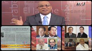 El Descaro no tiene limites en el Gobierno de Danilo – El Jarabe