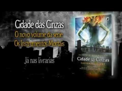 Book Trailer Cidade das Cinzas