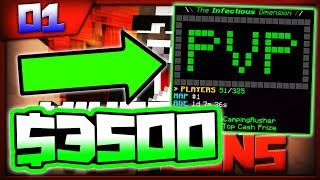 BIGGEST $$ PRIZE POOL EVER!! - Minecraft Factions S2 Ep. 1 ( TheArchon )