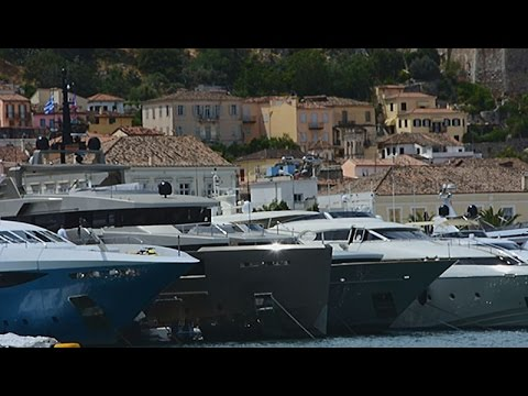 Tρίτο  «Mediterranean Yacht Show» στο λιμάνι του Ναυπλίου