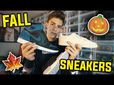BEST SNEAKERS FOR THE FALL! *FOR CHEAP*
