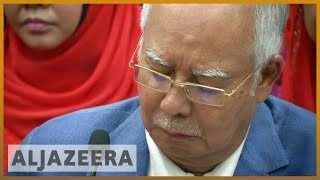 Video 🇲🇾 Malaysia: Najib Razak hit with travel ban, quits UMNO | Al Jazeera English MP3, 3GP, MP4, WEBM, AVI, FLV Mei 2018