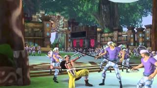 One Piece Pirate Warriors 2 - Trailer juin 2013