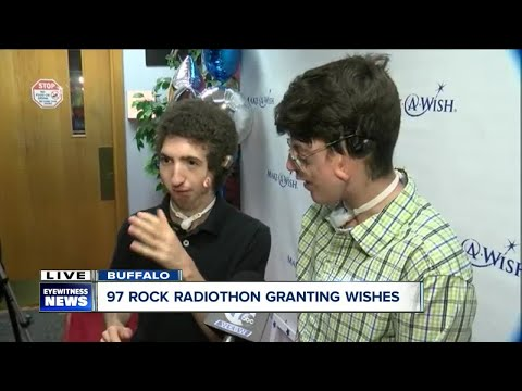 97 Rock and Make-a-Wish team up to grant wishes
