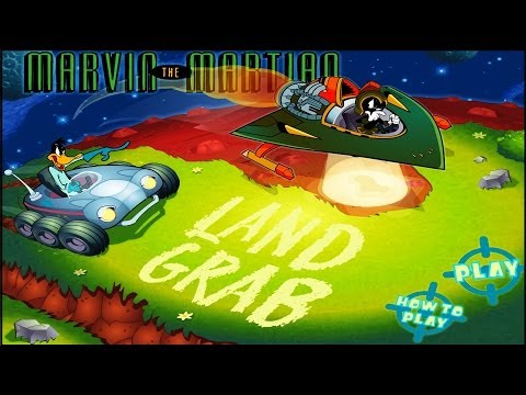 Marvin The Martian Land Grab