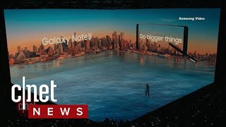 Samsung Galaxy Note 8 event replay