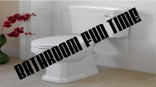Minecraft Xbox360 How to build a working shower and cool toilet (YES! cool toilet)