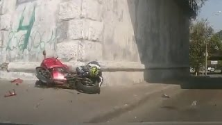 Video Motorcycle Crashes, Motorcycle accidents Compilation 2016 #6 MP3, 3GP, MP4, WEBM, AVI, FLV Mei 2017