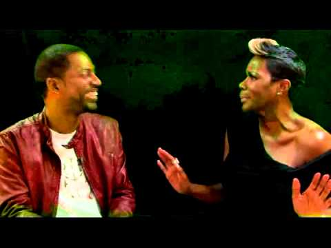Tony Rock and Sommore