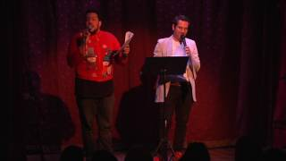 Video Sal Vulcano reads hilarious texts from his mom w/ Seth Herzog MP3, 3GP, MP4, WEBM, AVI, FLV Agustus 2018