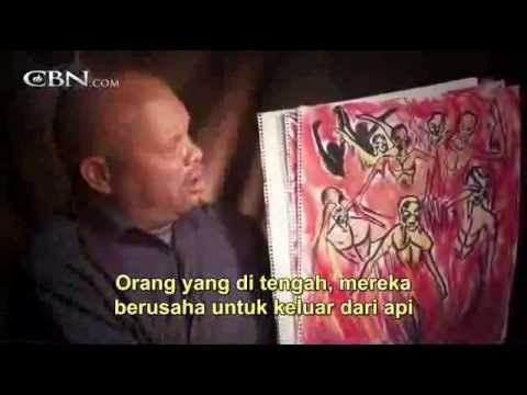 HELL testimony from drug addict – Carl Knighton (with indonesian subtitle).