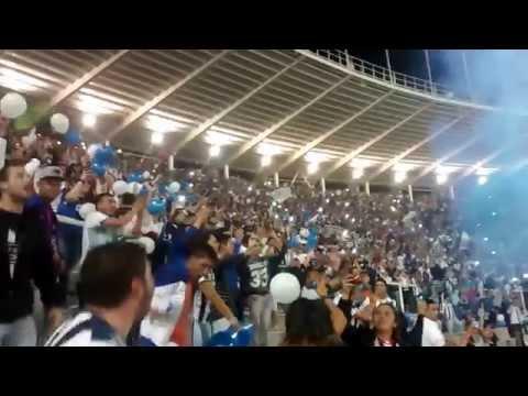 Video - Talleres 2 - 0 Mitre / Recibimiento - La Fiel - Talleres - Argentina