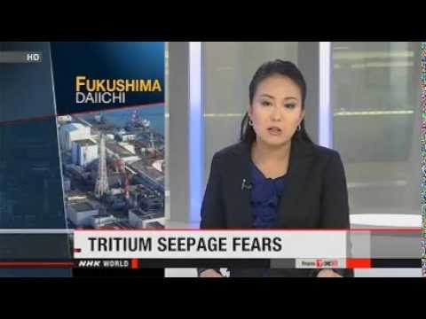 Nuclear Waste Watchdog - Fukushima: Strontium now in Groundwater http://youtu.be/6WkVzYcFDKc At 6:45 in Kevin Kamps, nuclear waste watchdog at Beyond Nuclear: It's really incredible ...