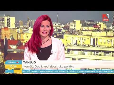 URANAK1 | Beograd jedan od najzagađenijih gradova na svetu | Svetlana Stanišić i Vladimir Đurđević