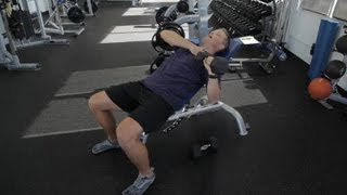 What Part of the Chest Does the Incline Barbell Press Work? : Fitness Tips for Success