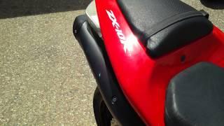 8. 2007 kawasaki ninja ZX10R exhaust sound