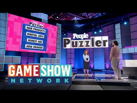 People Puzzler with Leah Remini Premieres January 18! | Game Show Network