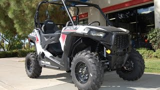 7. 2015 Polaris RZR 900 White Lightning