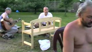 Video Zkouška na zahradě