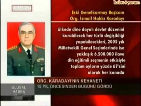 Orgeneral Karadayi'nın Kehaneti / Ulusal TV