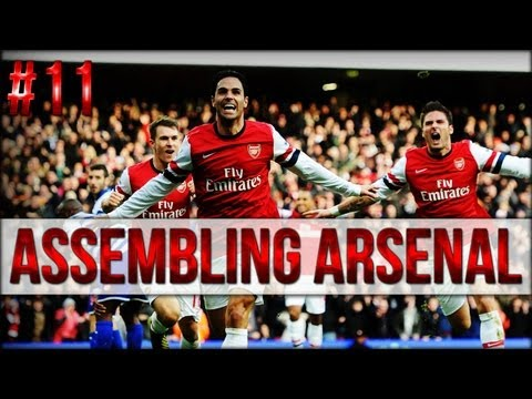 Fifa 13 | ASSEMBLING ARSENAL (EP11) - SO MANY WINS!