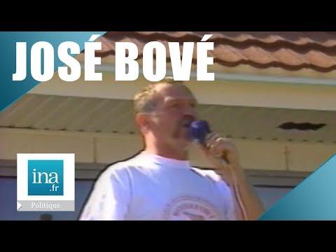 1999 : José Bové démonte le McDonald's de Millau | Archive INA