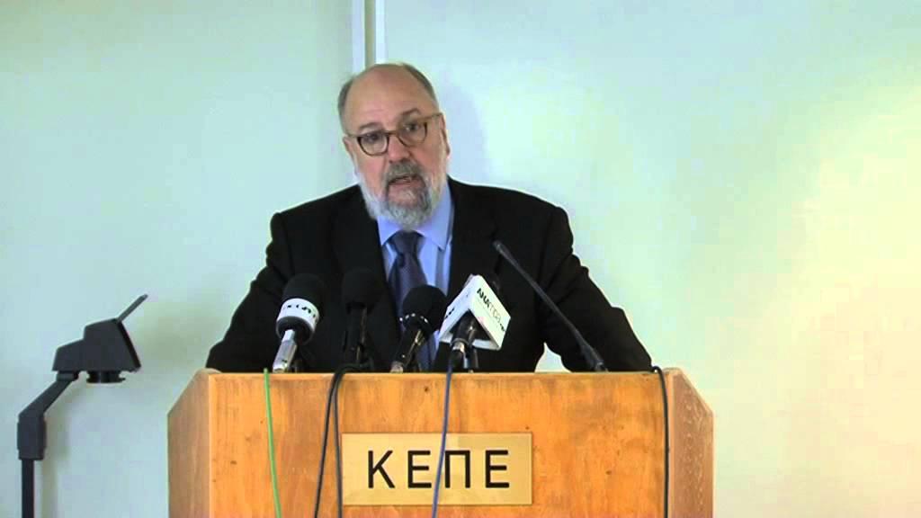 Γ. Σταθάκης: Το ΚΕΠΕ θα συμβάλει στην εκπόνησή του νέου αναπτυξιακού μοντέλου της χώρας