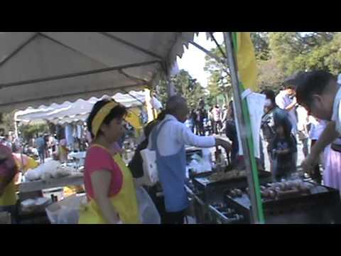 M2U03472 Yokohama Japão Tsurumi Banda YokohamaScouts