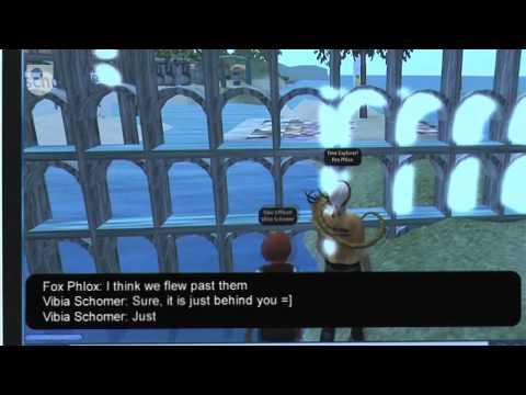 Schome Park: Unterrichten und Lernen in virtueller und realer Welt
