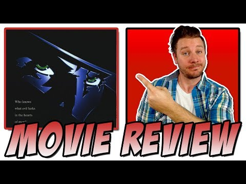 The Shadow (1994) - Movie Review