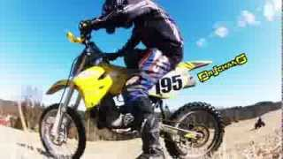 2. Suzuki RM 85 Jumping Top speed
