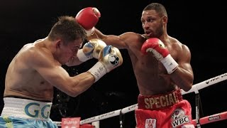 Hey ! It's been a while! I hope you will like this one.Gennady Golovkin vs Kell BrookSorry for the quality of that video, it's not true HD. Two others videos coming up very soon. The first one is a highlights and the second one is a surprise :D Soundtrack: Vangelis - Conquest of Paradise - 1492