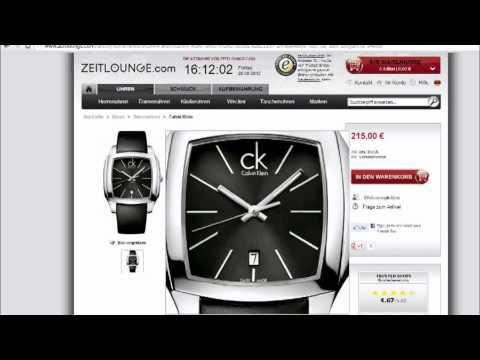Calvin Klein Uhren - ck Uhren - Calvin Klein Herrenuhren - Calvin Klein Damenuhren - ck Herrenuhren