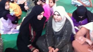 مسابقة القرآن الكريم  قرية الرجبية
