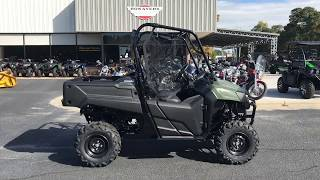 9. 2019 Honda Pioneer 700