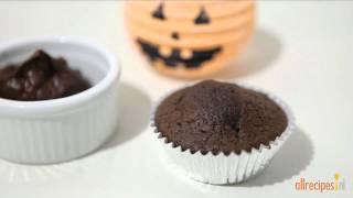 Cupcakes versieren voor Halloween