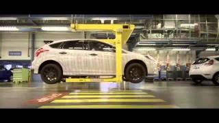 Ken Block на промоцијата на Ford Focus RS