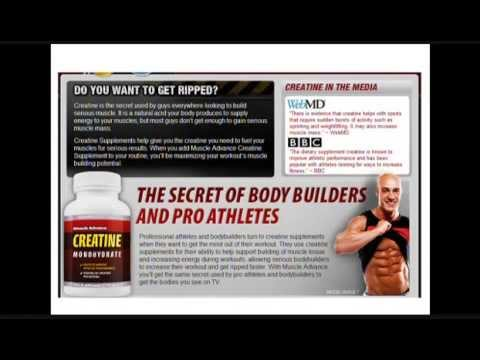 Best Creatine Supplement- Creatine Muscle Builder Review