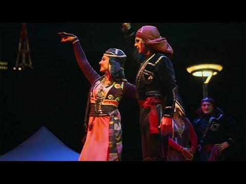 Το Εθνικό Μπαλέτο Σουχισβίλι της Γεωργίας