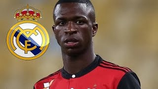 Video Vinicius Junior 2018 ● Magic Skills & Tricks ● Welcome To Real Madrid - HD MP3, 3GP, MP4, WEBM, AVI, FLV Juni 2018