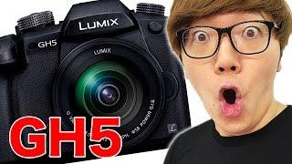 Video YouTuber最強カメラ!? GH5で色々遊んでみた! MP3, 3GP, MP4, WEBM, AVI, FLV Mei 2018