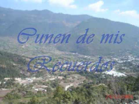 Cunen - Un homenaje al pueblo de Cunen en Guatemala, Compositor:Daniel Galicia Canta: Ramon Franco y su Mariachi Azteca Dirreccion, produccion y audio por Ricky Fran...