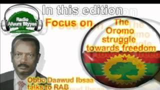 June 19,  2012- Radio Afuura Biyyaa