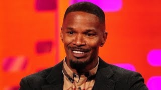 Jamie Foxx's Audition With Tom Cruise - The Graham Norton Show: Series 15 Episode 2 - BBC One