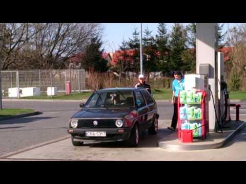 Jak nie należy myć auta