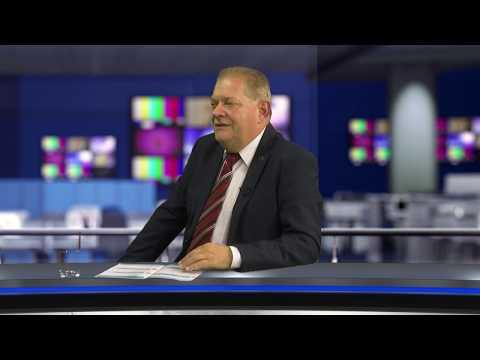 Stúdió beszélgetés a HVTV-ben