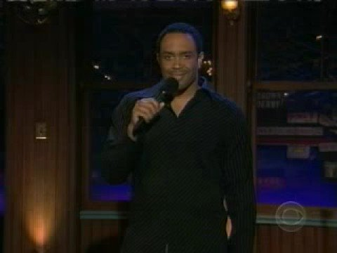 Comedian Ruben Paul the Late Late show with  Craig Ferguson