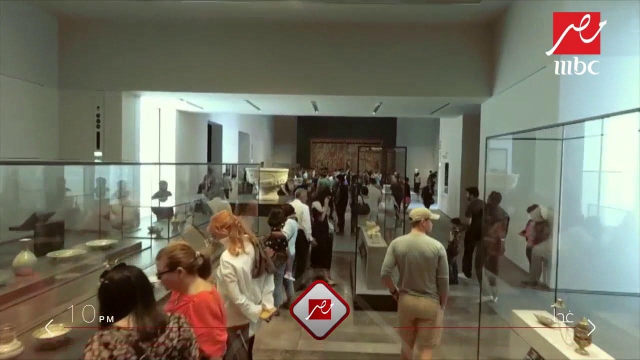 حلقة خاصة جدا غدا في #الحكاية من داخل أروقة متحف اللوفر بأبو ظبي